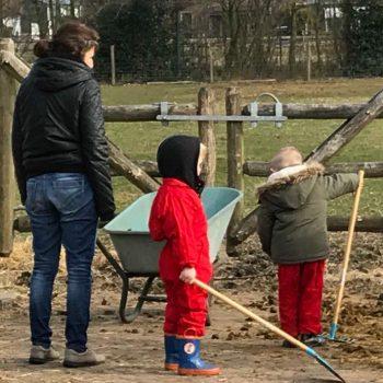 De tovertuin Dongen Natuurlijke kinderopvang